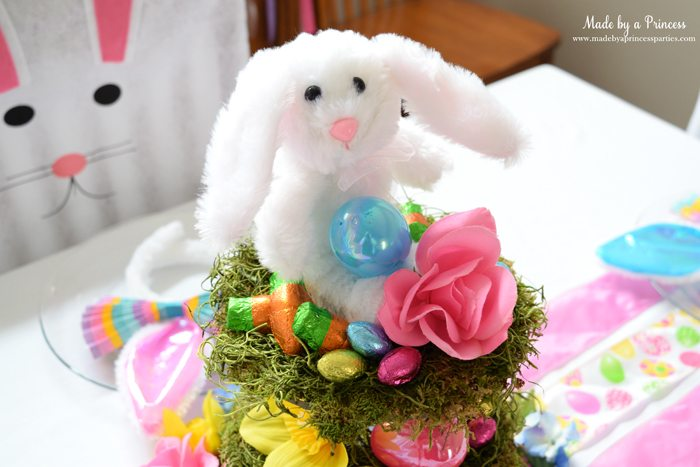 budget friendly easter ideas bunny
