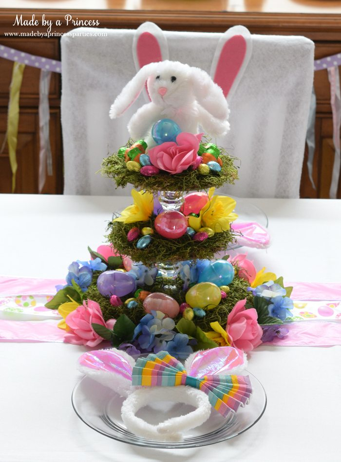 budget friendly easter ideas centerpiece 3