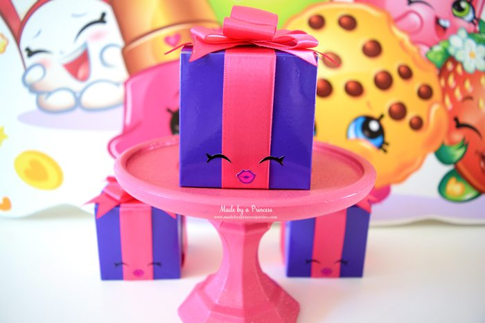 Shopkins Inspired Miss Pressy Party Favor 700