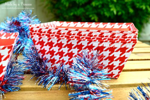 wayfair Housewarming party outdoor party spaces dollar store diy patriotic food baskets