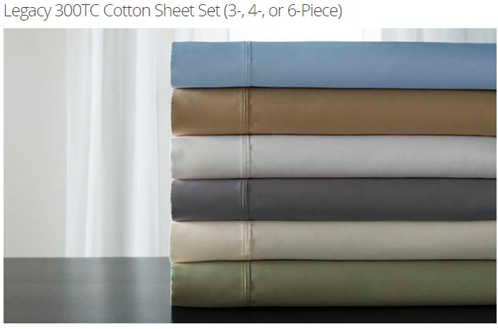 back to school beddding with groupon Legacy sheets