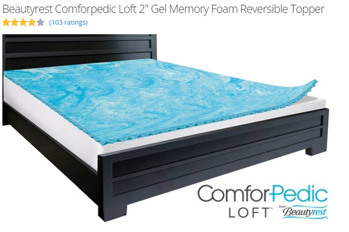 back to school beddding with groupon comforpedic