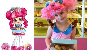 Create Adorable Shopkins Shoppie Halloween Costume Shoes