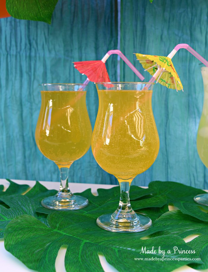 disney-moana-movie-inspired-party-maui-mango-moscato-champagne-sparkler-for-two