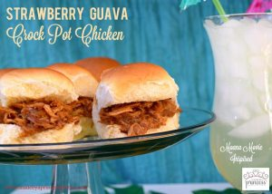 Strawberry Guava Crock Pot Chicken Recipe