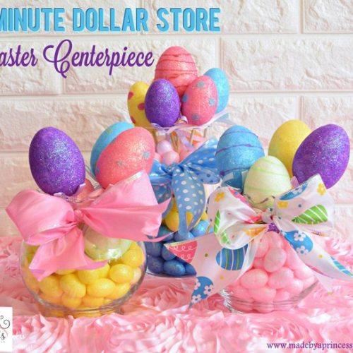Creative Dollar Store Easter Centerpiece Tutorial