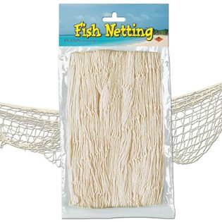 Fishing Baby Shower Ideas netting