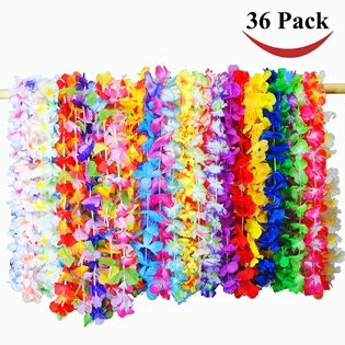Moana Party Ideas leis