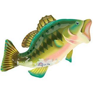 Fishing Baby Shower Ideas fish balloon