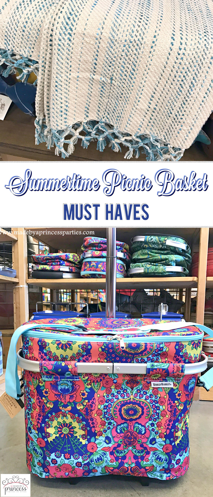 summertime picnic must haves pin it
