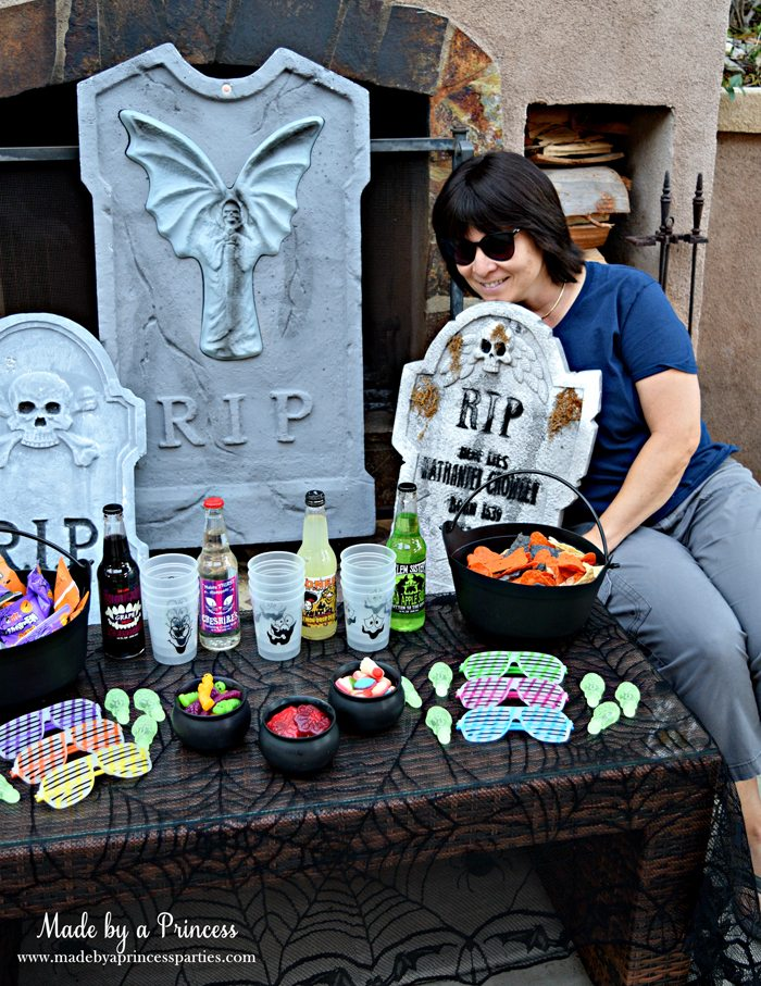 Teen Halloween Party Ideas wheres andrea