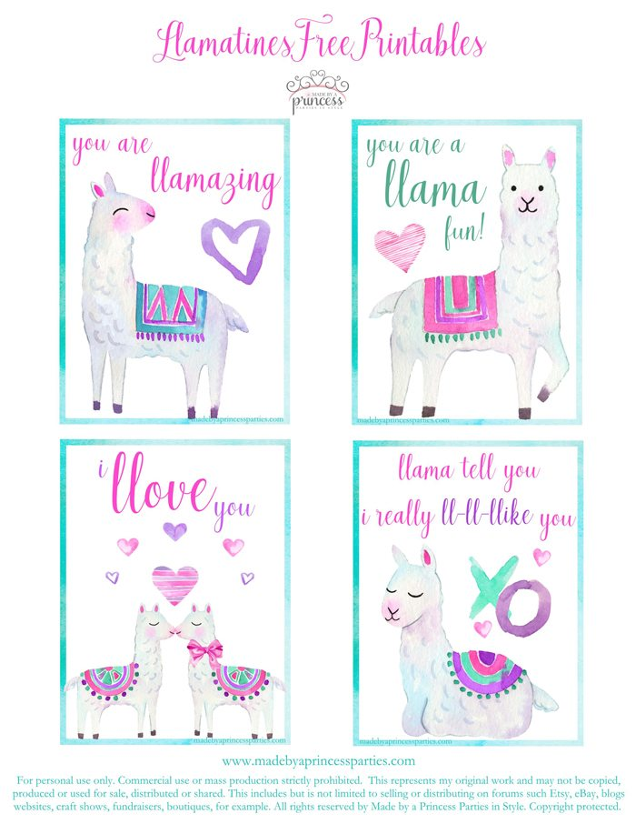 National Llama Day World Market Event Llamatines Free Printables MadebyaPrincess #nationalllamaday #llama #llamavalentines