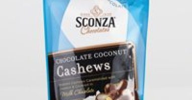 Sconza Chocolate Coconut Cashews