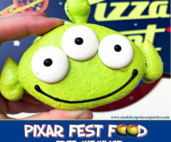 Disneyland's Best Pixar Fest Food Checklist