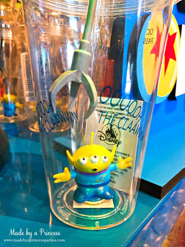 Disneylands Pixar Fest Exclusive Merchandise Toy Story Alien Light Up Cup #pixarfestmerchandise #disneycup #pixarfest #madebyaprincess