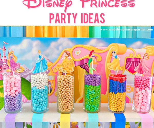 Disney Princess Party Ideas