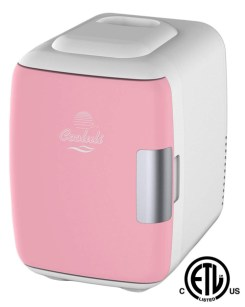 Family Holiday Gift Guide pink mini frig