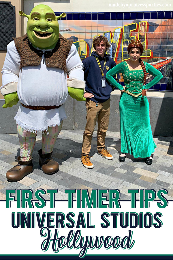 First Timer Tips for Universal Studios Hollywood