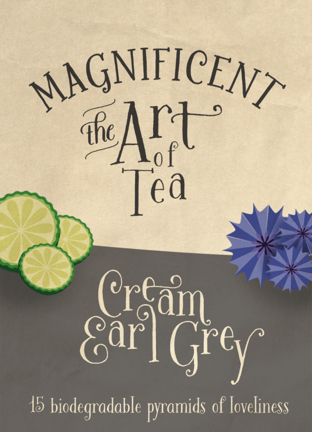 Magnificent Tea Brand & Packaging 3