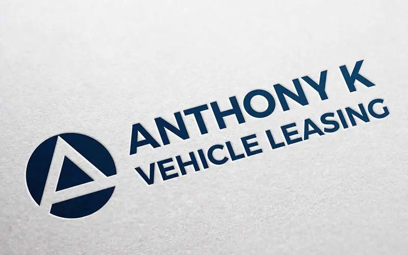 New logo Anthony K Brand Revamp by Factory Manchester Digtal Agency