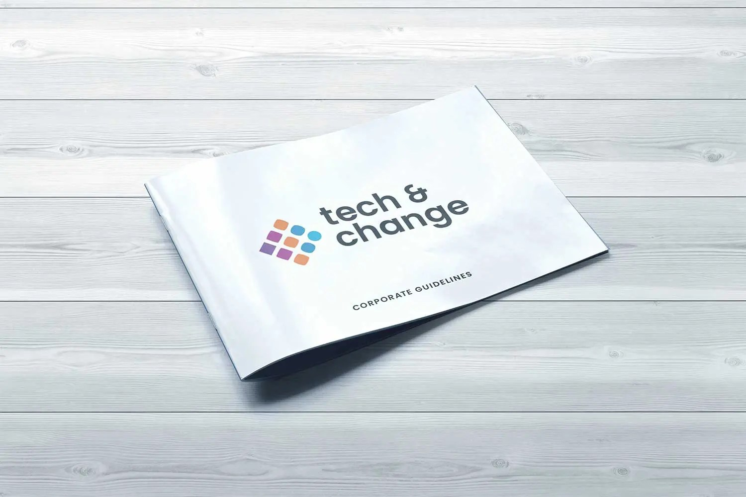 Provident Tech & Change Brand Guidelines, Factory. Brand Agency in Manchester Project Image