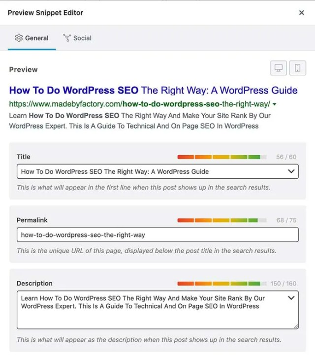 How To Do WordPress SEO The Right Way 3