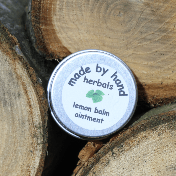 lemon balm ointment | herbal | traditional | hedgerow | medicine | remedies
