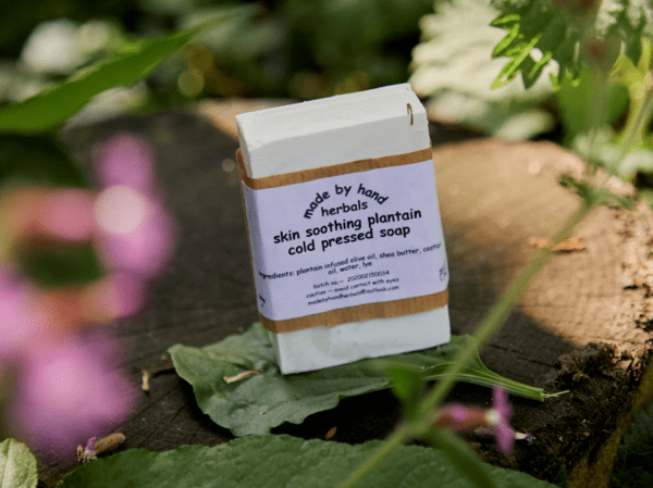 plantain soap | Cold Pressed Soap | hand nade | natural | traditional
