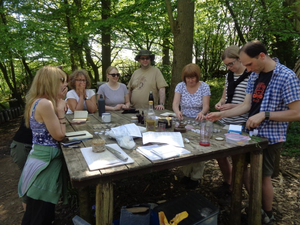 herbal remedies workshop | traditional | hedgerow | Kent | south east | London