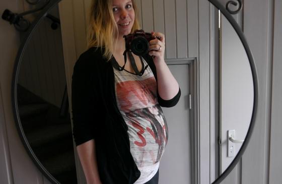 19 weken zwanger