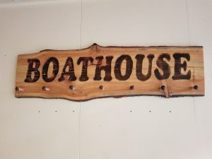 Boathouse Coat Hanger