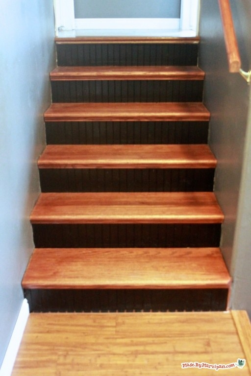 Installing Stair Tread Caps Made By Marzipan   Cost Of Oak Stair Treads   Wood Flooring   Stair Case   Hardwood Flooring   Hardwood Lumber   Laminate Flooring