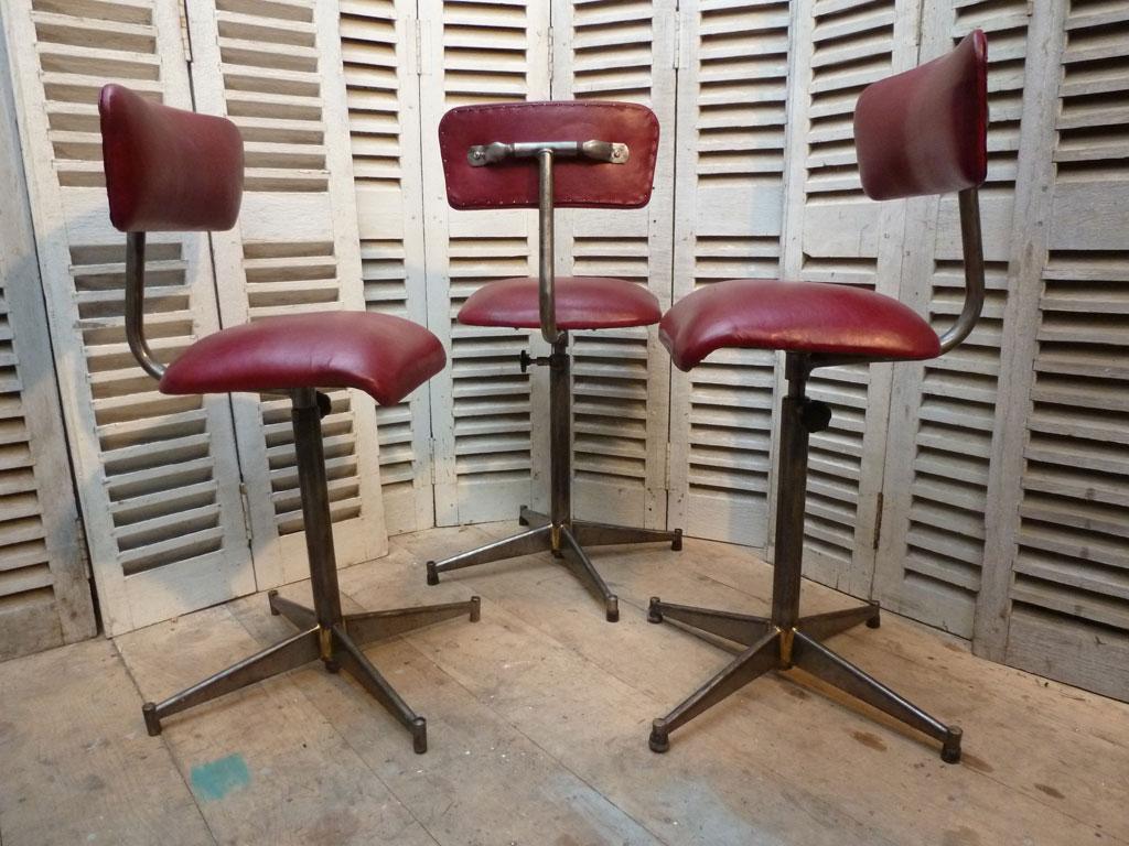 Chaise Atelier Stunning Bureau Atelier Industriel