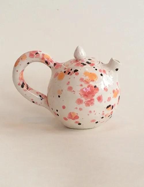 cearmaic teapot workshop Caversham Reading Berkshire