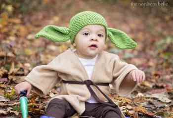 Baby Yoda with M4M Patterns