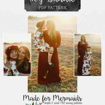 Flash Back Friday-Joy & Mama Joy Patterns