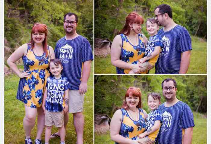 Family Bundle Pattern Round Up- Mama Vivienne, Vivienne, Dylan Tee and Men's Dylan Tee