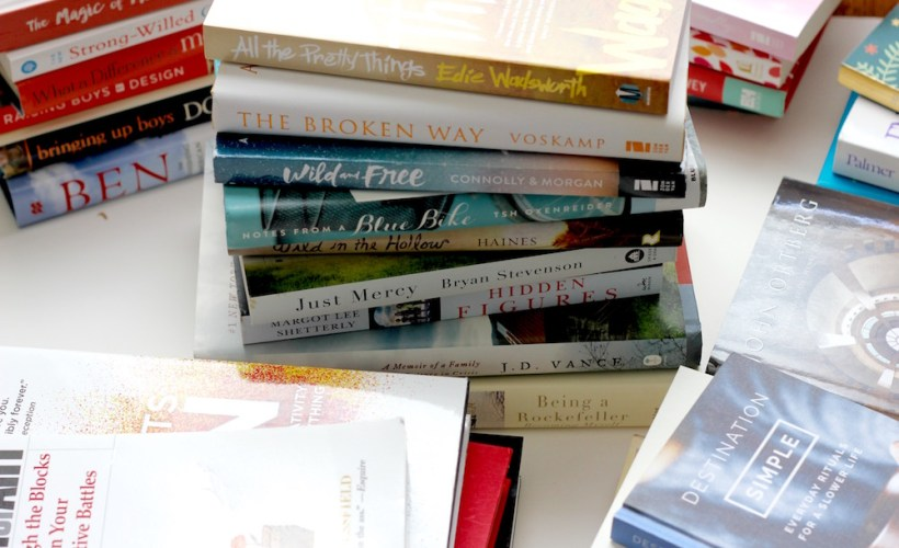 The No Goal Approach to Reading More Books