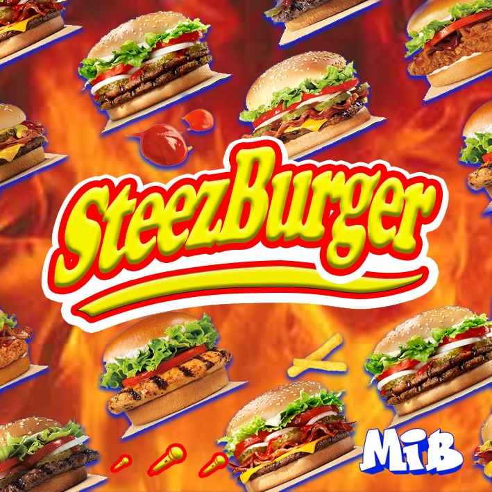 SteezBurger is open! Il fast food che dispensa flow