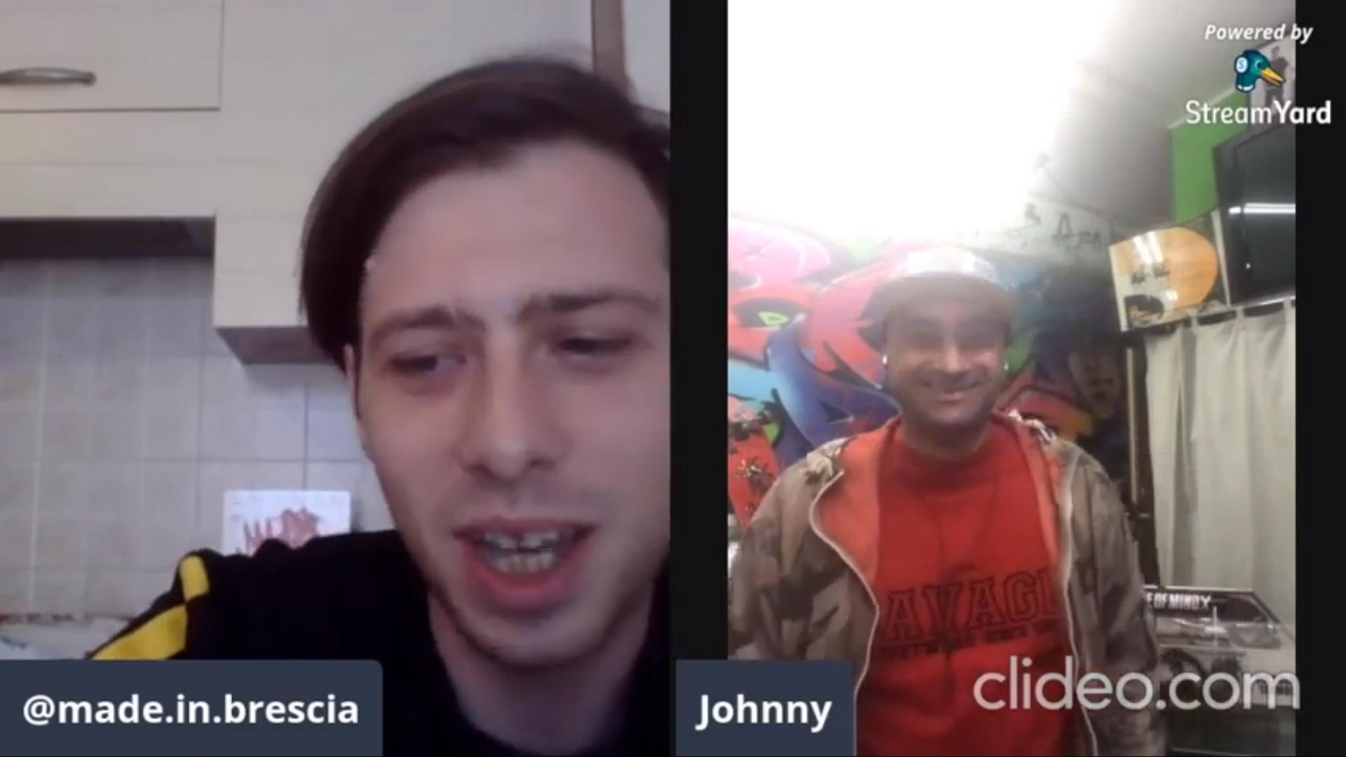 I custodi dell'Hip Hop: intervista a Johnny Savage