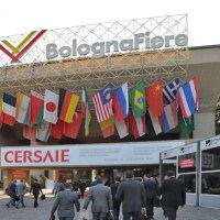 Best seller shower and bathroom mixers are arriving at Cersaie 2019. It's time to check on  Huber Cisal Industrie