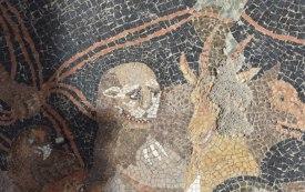 Pompei Mosaico Orione Casa Giove Regio V fonte PaP (1)