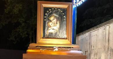Festa della Madonna delle Grazie: celebrazioni annullate, ma si prega per la fine della pandemia