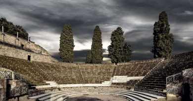 Il Teatro Grande ospita la nuova edizione della rassegna Pompeii Theatrum Mundi