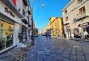 Pompei, parte la sperimentazione della Ztl: centro storico restituito alla passeggiata