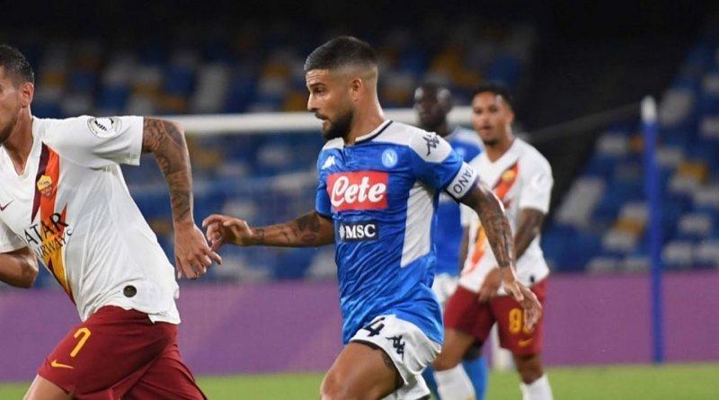 Guizzo di Callejon e prodezza di Insigne: al San Paolo il Napoli supera la Roma (2-1)