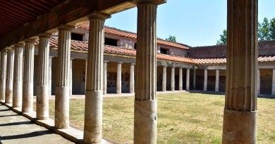Riaperta la Villa di Poppea a Oplontis: faceva parte del suburbio pompeiano