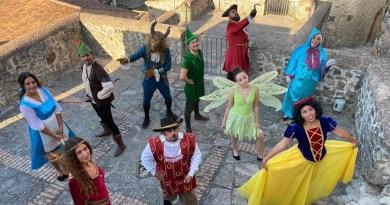 """L'estate incantata di Calabritto: Quaglietta diventa """"Il Borgo delle favole"""""""