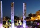 Campi Flegrei, Il Parco in Maschera entra nel vivo con Ouverture: giochi di luci al Macellum