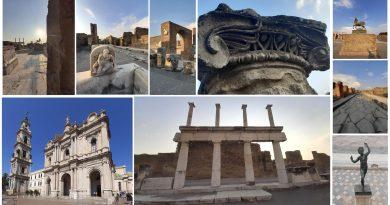 Una giornata a Pompei, tra archeologia e spiritualità